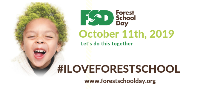 Forest school day